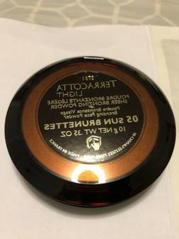 Guerlain Terracota Light Bronzer 05 Sun Brunettes UNBOXED