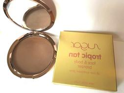SUGAR TROPIC TAN Face & Body Bronzer Natural Sunkissed  NEW
